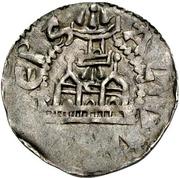 1 Pfennig - Alwig -  reverse