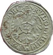 2 Kreuzer - Johan IV von Manderscheid-Blankenheim – reverse