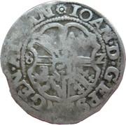 3 Kreuzer - Johann IV. von Manderscheid-Blankenheim – obverse