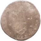 1 Pfennig (Lilienpfennig) – reverse