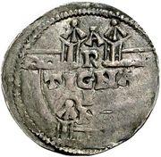 1 Denar - Heinrich II. – reverse