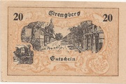 20 Heller (Strengberg) – obverse