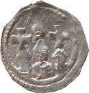 1 Pfennig - Eberhard II & Leopold VI – reverse