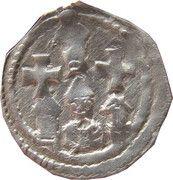 1 Pfennig - Eberhard II & Leopold VI -  reverse