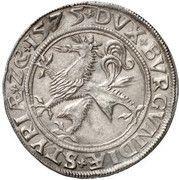 1 Thaler - Karl II Franz von Innerösterreich (Graz) – reverse