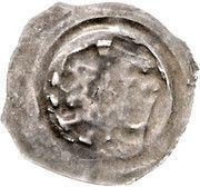 1 Pfennig - Ottokar II of Bohemia (Graz) – reverse