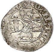 1 Kreuzer - Friedrich V(III) – reverse
