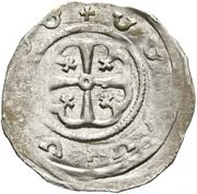 1 Pfennig - Otakar IV (Fishau) – obverse