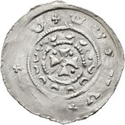 1 Pfennig - Otakar IV (Fishau) – reverse