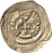 1 Pfennig - Albrecht I (Graz) – obverse