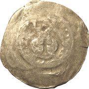 1 Pfennig - Albrecht I (Graz) – reverse