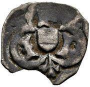 1 Pfennig - Frédéric III - V (Graz) – obverse