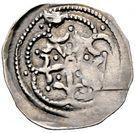 1 Pfennig - Otakar IV (Fischau) – obverse
