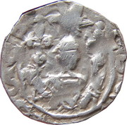 1 Pfennig - Eberhard II & Leopold VI – obverse