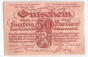 50 Heller (Styria) -  obverse