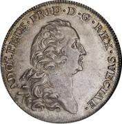 1 Riksdaler - Adolf Fredrik -  obverse