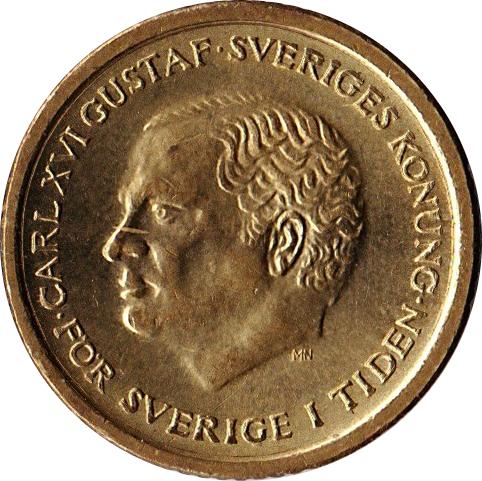 10 Kronor Carl Xvi Gustaf