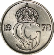 10 Öre - Carl XVI Gustaf -  obverse