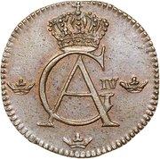 1/12 Skilling - Gustav IV Adolf (Avesta mint) – obverse