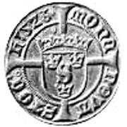 ½ Gyllen - Gustav Vasa (Stockholm mint) – reverse