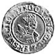 ½ Mark - Gustav Vasa (Type IV) – obverse