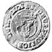 ½ Mark - Gustav Vasa (Type IV) – reverse