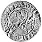 ½ Mark - Gustav Vasa (Type I) – reverse