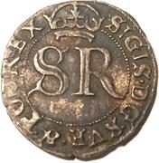 1 Fyrk - Sigismund of Poland (Type II) – obverse