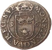 1 Fyrk - Sigismund of Poland (Type II) – reverse