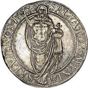1 Daler - Johan III – reverse