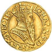 1 Krongyllen - Johan III – obverse