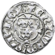 Örtug - Erik of Pommern (Stockholm) – obverse