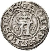 Örtug - Sten Sture the Elder (Regency; Västerås mynt) – reverse