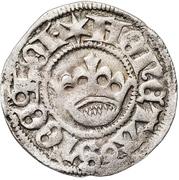 ½ Örtug - Sten Sture the Elder (Regency; Stockholm mynt) – reverse