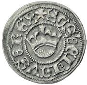 ½ Örtug - Sten Sture the Elder (Regency; Västerås mynt) – obverse