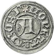 ½ Örtug - Sten Sture the Elder (Regency; Västerås mynt) – reverse