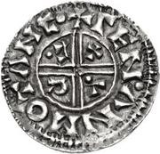 1 Penning - Olof Skötkonung (Sigtuna) – reverse