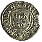 Örtug - Erik of Pommern (Åbo) – obverse