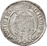 1 Öre - Gustav Vasa (Stockholm mynt; type III) – obverse
