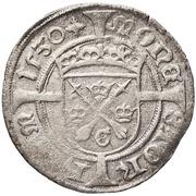 1 Öre - Gustav Vasa (Stockholm mynt; type III) – reverse