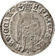 1 Öre - Gustav Vasa (Stockholm mynt type VI) – obverse