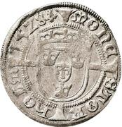 1 Öre - Gustav Vasa (Stockholm mynt type VI) – reverse