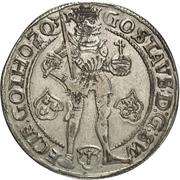 1 Daler - Gustav Vasa (Västerås mint) – obverse