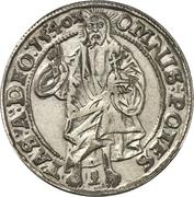 1 Daler - Gustav Vasa (Västerås mint) – reverse