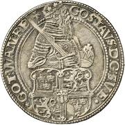 1 Daler - Gustav Vasa (Stockholm mint) – obverse