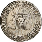 """1 Daler """"Kronan"""" - Gustav Vasa – obverse"""
