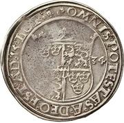 """1 Daler """"Kronan"""" - Gustav Vasa – reverse"""