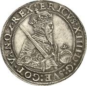 1 Daler - Erik XIV (Coronation) – obverse