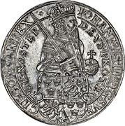 1 Daler - Johan III – obverse