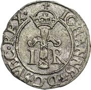 ½ Öre - Johan III (Type III) – obverse